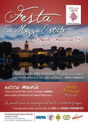 Festa di Mezza Estate Mantova 2012