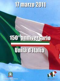 Festa Nazionale Unità Italia 17 Marzo