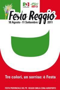 Festa Reggio 2011 - Festa PD Reggio Emilia 2011