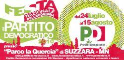 Festa Nazionale Economia 2010, Partito Democratico Suzzara (MN)