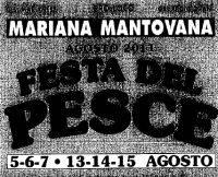 Festa del Pesce 2011 Mariana Mantovana (Mantova)