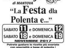 Festa polenta Mottella San Giorgio Mantova 2017