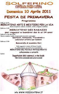 Festa di Primavera 2011 Solferino (Mantova)