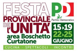 Festa provinciale de l'Unità 2017 Curtatone Mantova