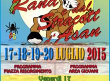 Festa Rana e Stracotto d'Asino Belforte (Mantova) 2015