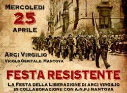 Festa Resistente Mantova Arci Virgilio