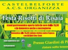 Festa Risotti di Risaia 2014 Castelbelforte (Mantova)