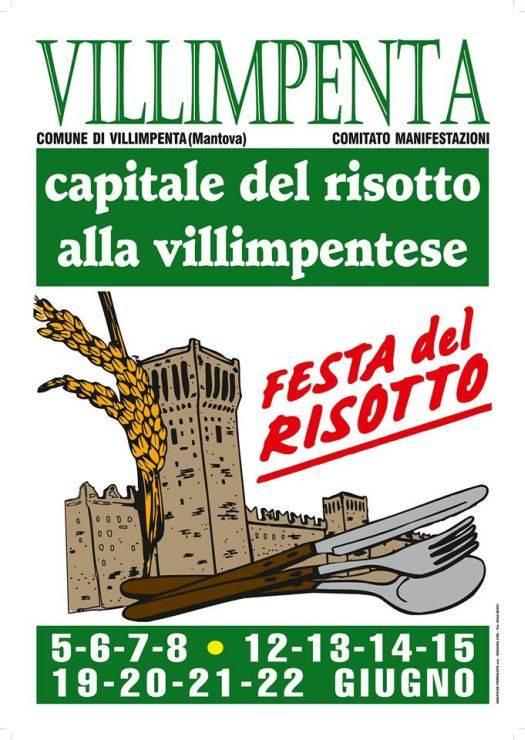 Festa Risotto 2014 Villimpenta (Mantova)