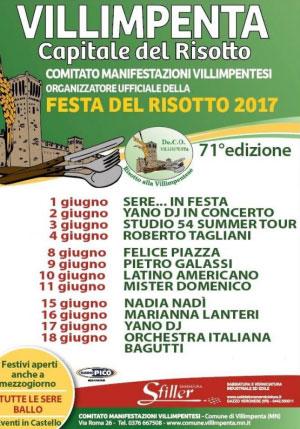 Festa Risotto Villimpenta 2017