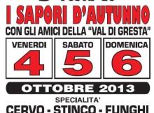 Festa I Sapori d'Autunno 2013 Villa Garibaldi Roncoferraro (Mantova)