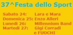 Festa dello Sport a Castiglione Mantovano (MN)