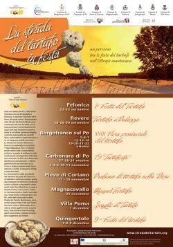 Festa del Tartufo 2012 Felonica (Mantova)