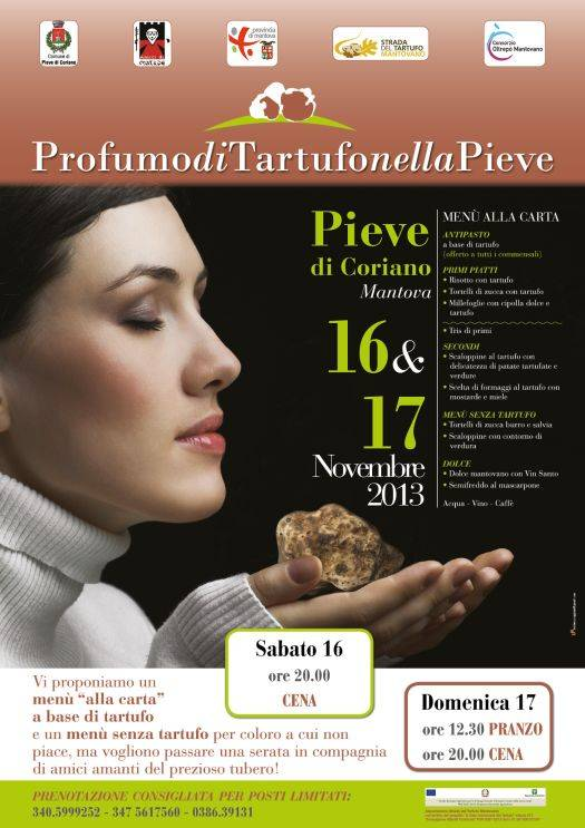 Festa Tartufo 2013 Pieve di Coriano (Mantova)
