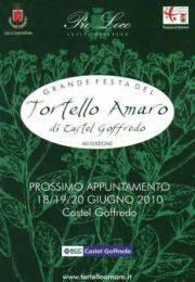 Festa del Tortello Amaro 2010 CastelGoffredo (MN)