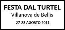 Festa Turtel 2011 Villanova de Bellis - San Giorgio di Mantova