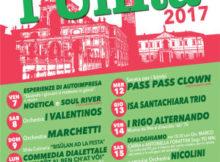 Festa de l'Unità 2017 San Benedetto Po (MN)
