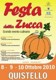 Festa della Zucca 2010 Quistello (MN)
