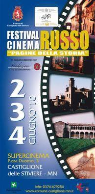 Festival del Cinema Russo a Castiglione delle Stiviere