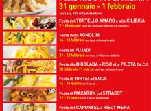 Mantova Festival Cucina Mantovana 2015