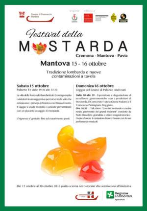 Festival della Mostarda Mantova 2016
