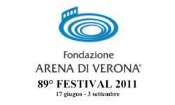 Festival Lirico Arena di Verona 2011