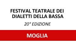 Festival Teatrale dei Dialetti della Bassa 2011 a Moglia (Mantova)