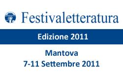 Presentazione Festivaletteratura 2011 Mantova