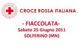 Fiaccolata Croce Rossa Solferino 2011