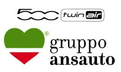Fiat 500 TwinAir Gruppo Ansauto Mantova