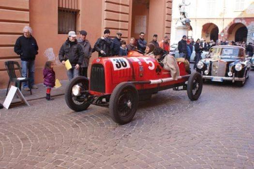 Formilan Fiat 501 SS 1922 - 100 Miglia Terre Gonzaghesche