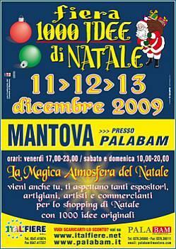 Fiera 1000 Idee di Natale Mantova