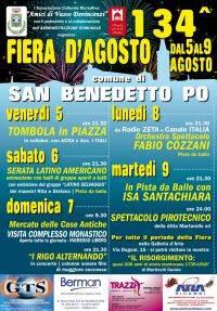 Fiera Agosto 2011 San Benedetto Po (MN)