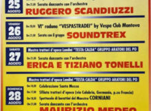 Fiera Stradei 2016 Eremo Curtatone (Mantova)