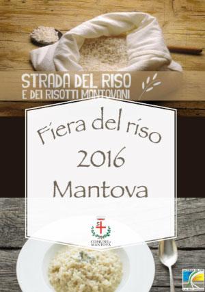 Fiera del riso Mantova 2016