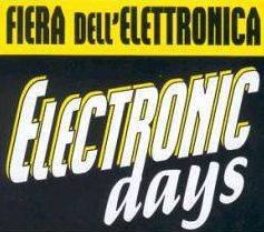 Fiera Elettronica Mantova: Electronic Days