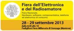 Fiera Elettronica Gonzaga (Mantova) 2013