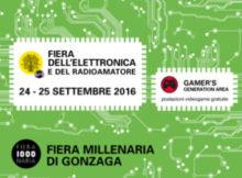 Fiera Elettronica 2016 Gonzaga Mantova