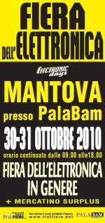 Fiera Elettronica - Electronic Days 2010 Mantova