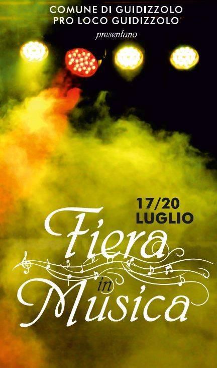 Fiera in Musica Guidizzolo (Mantova) 2014