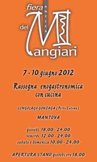 Fiera Mangiari Mantova 2012