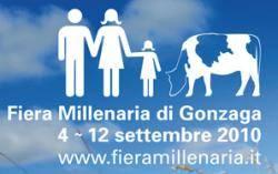 Fiera Millenaria 2010 Gonzaga