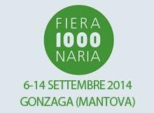 Fiera Millenaria 2014 Gonzaga (Mantova)