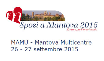Fiera Sposi a Mantova 2015