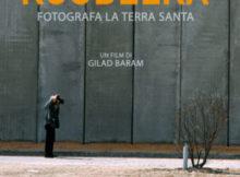 Koudelka fotografa la Terra Santa Gilad Baram, locandina film