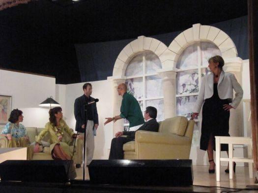 Filodrammatica Bagnolese, teatro