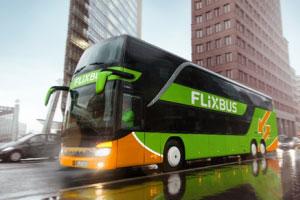 FlixBus Mantova