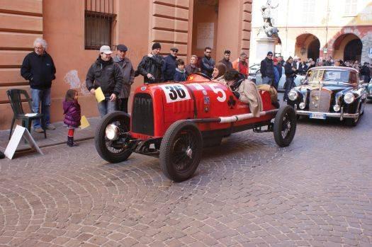 Fiat  501 ss 1922 100 Miglia delle Terre Gonzaghesche