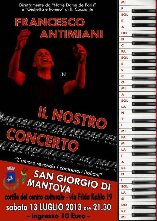Francesco Antimiani San Giorgio Mantova