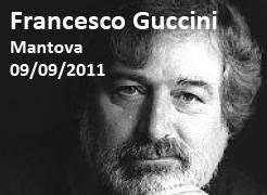 Concerto Francesco Guccini Mantova 2011
