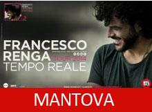 Francesco Renga Mantova 2014 Tempo Reale tour
